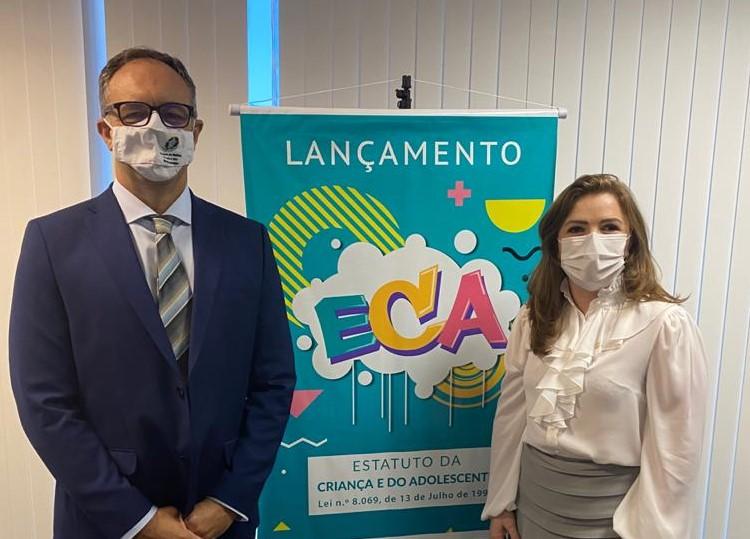 Deputada busca apoio junto a Secretaria Nacional para Conselho Tutelar de Barracão