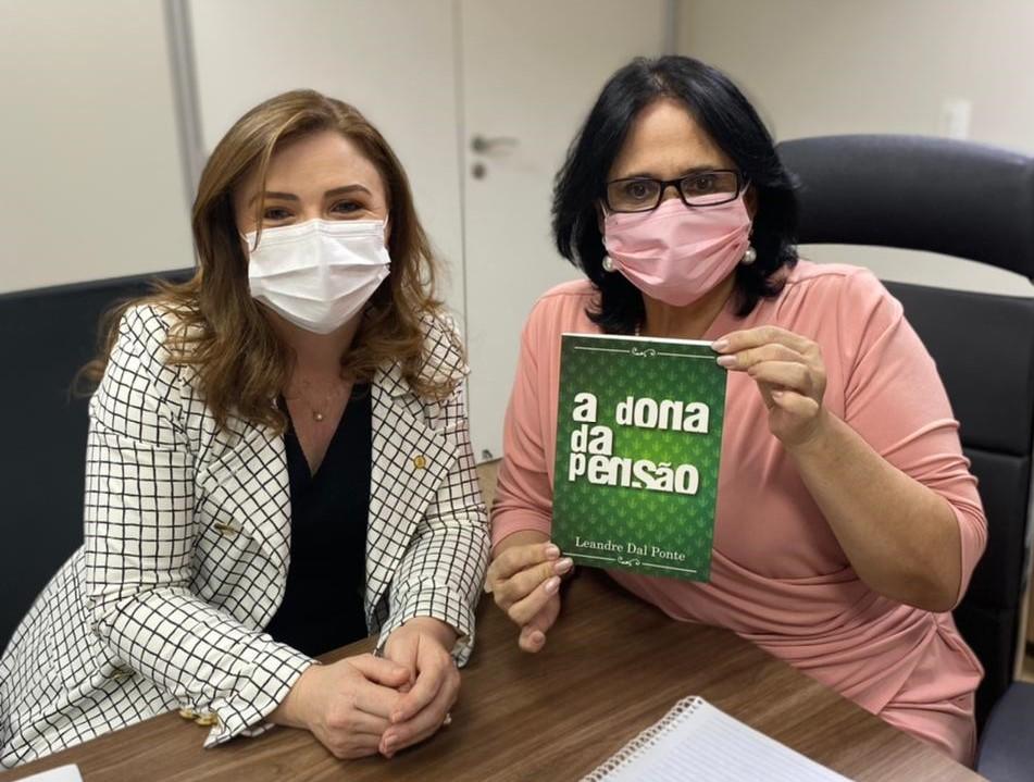 Leandre quer levar uma Casa da Mulher Brasileira para o Sudoeste do Paraná