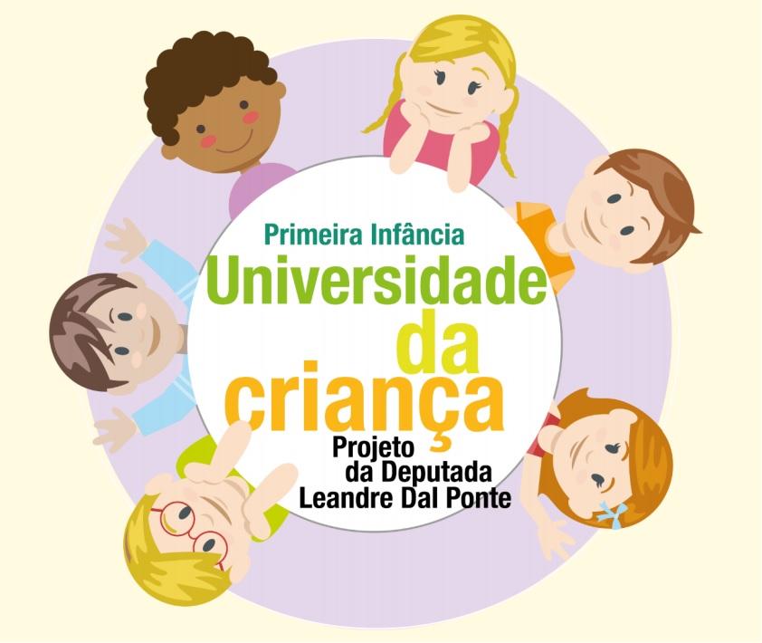 Universidade da Criança será apresentado no Seminário do Pacto Nacional pela Primeira Infância