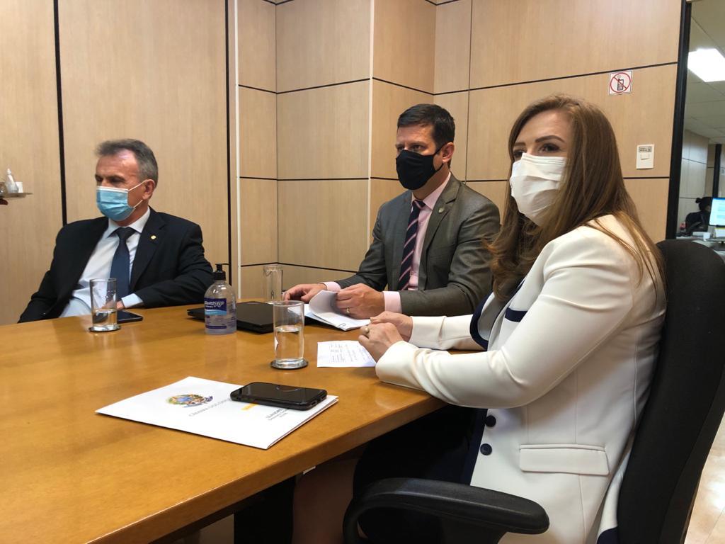 Leandre busca ampliação do campus de Palmas do Instituto Federal do Paraná